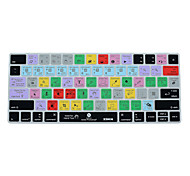 XSKN Adobe Photoshop CC Shortcut Keyboard Cover Silicone Skin for Magic Keyboard 2015 Version, US Layout