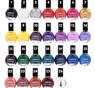 Special Nail Print Polish(10ml,Assorted Color)