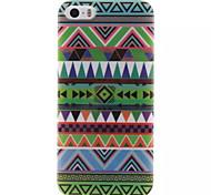 Folk-Custom Design IMD+TPU Back Cover Case iPhone SE iPhone 5 iPhone 5S