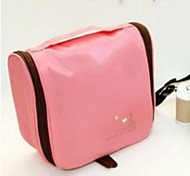 Fashion Portable Fabric Toiletry Bag/Travel Storage for Travel 20*17*8cm