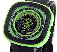 2016 New Quartz Watch Men And Women Fashion Leisure Multicolor Jelly Watches Cool Watch Unique Watch