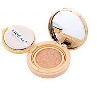 1 Powder Wet / Matte / Mineral Pressed powder Whitening / Long Lasting / Natural Face Natural / Ivory Zhejiang LIDEAL