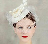 кружева цветок вуаль лба волосы чародей женщин шлема украшения для свадьбы