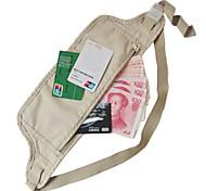 Bolsa de Viagem / CapangaForOrganizadores para Viagem / Acessório de Bagagem Tecido Bege 26X13X1.5