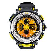 reloj deportivo Hombre / Unisex LED Cuarzo / Cuarzo Japonés Digital pulsera
