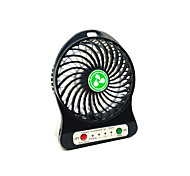 vent fort mini-ventilateurs USB portable avec batterie rechargeable (couleurs assorties)