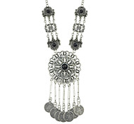 Fashion Trible Style Long Ethnic Necklace