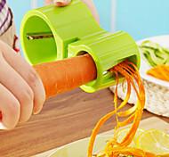 Ножи для овощей и фруктов Нержавеющая сталь / Пластик ABS