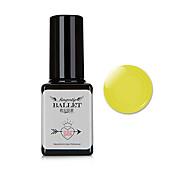 1Pcs UV Gel Nail Polish Long-Lasting Nail Gel Soak-off LED Lamp Fingertip Ballet  8ML Environment 21-30 Colors
