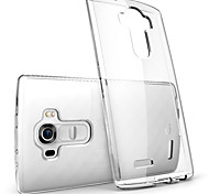 High Quality Transparent Ultra-Thin TPU Soft Back Case For LG G5/G4/G3/K7/K10