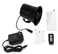 125db Buzzer Speaker Wireless Alarm Siren Horn And Home Alarm Systems