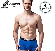 L'ALPINA® Men's Modal Boxer Briefs 4/box - 21104