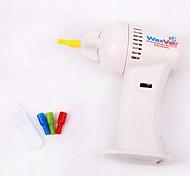инструменты по уходу за ухо безболезненно Cordless гигиенический очиститель уха воск VAC очистки безопасности для удаления Earpick