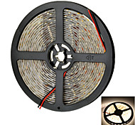 Marsing Waterproof 72W 5400lm 300*SMD 5630 LED Warm White Light Strip w/ Amplifier (12V / 5m)