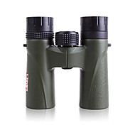 BIJIA 12 mm Binoculars HD BAK4 Generic /Roof Prism /High Definition /Waterproof 86m/1000m Central Focusing