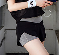 Women's Running Shorts Running Quick Dry / Sweat-wicking / Compression / Lightweight Materials  Lining Sports Wear
