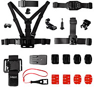 Accessories For GoPro Chest Harness / Front Mounting / Hand Straps / Wrist Strap / Accessory Kit / Smart Remotes / Mount/Holder All in One
