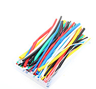 70PCS 150mm Heat Shrink Tubing Tube Sleeving Wrap Wire Cable Boxed Kit
