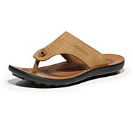 Aokang Men's Leather Sandals