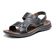 Aokang® Men's Leather Sandals - 611723008
