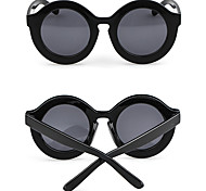 Fashion Women Retro Round UV400 Sunglasses
