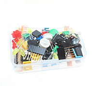 UNO R3 Basis Generic Parts Package Boxed Kit for Arduino