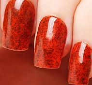 Ekbas Red Matte Nail Glue 16ML Nail Polish