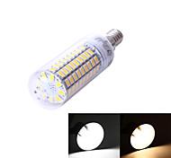 LED a pannocchia 99 SMD 5730 YouOKLight T E14 5W Decorativo 350 lm Bianco caldo / Luce fredda 1 pezzo AC 220-240 / AC 110-130 V