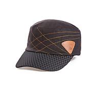 Sombrero Suave Hombres Amarillo / Gris / Negro Poliéster / Elastán / LinoCamping y senderismo / Caza / Pesca / Escalada / Ejercicio y