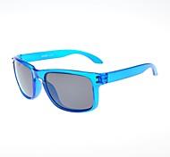 Sunglasses Unisex's Classic Anti-Reflective Hiking Blue Sunglasses Full-Rim