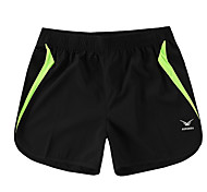 Running Shorts / Pants / Bottoms Men's Breathable / Stretch Fitness / Racing / Running Sports Black M / L / XL / XXL