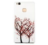 дерево любви цветок светящийся сон зрелище картины СОФЭ чехол для Huawei p9 облегченный