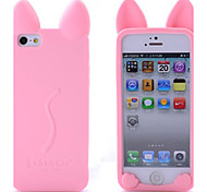 KOKO Cat Silicone Phone Case for iPhone 6/6S/6 Plus/6S Plus