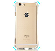 Second-Generation Airbag Drop All-Inclusive Transparent TPU Phone Case for iPhone 5/5S/SE