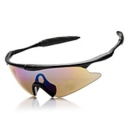 Sports  Sunglasses   Black  Frame