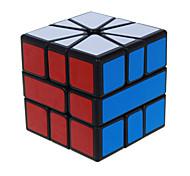 Cubo velocidad suave 3*3*3 Velocidad Cubos Mágicos Negro ABS