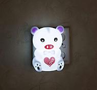 kreative warmes weißes Schwein in Bezug auf Baby-Schlaf-Nachtlicht
