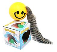 elettrico sorridente palla castoro faccia