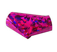 Abstract Pink 2014 New Star Nail Jewelry
