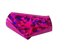 abstraite 2014 nouvelle star clou bijoux rose