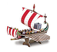 The Rome Warship 3D Puzzles DIY Educational Toys for Children and Adult Jigsaw Puzzle(22PCS)