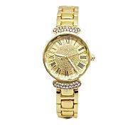 fashion women watches Inlaid crystal Geneva quartz Wristwatch montre femme Gift idea Cool Watches Unique Watches