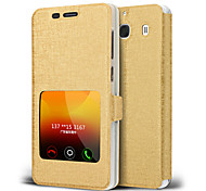 Bonded Leather Material Full Body Case for Red Mi2