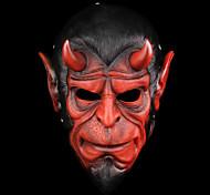 Máscara Monstros Festival/Celebração Trajes da Noite das Bruxas Vermelho Estampado Máscara Dia Das Bruxas Feminino / Masculino
