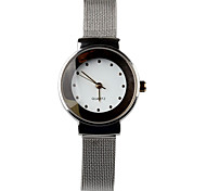 Fashion Small Steel Piece With Quartz Girls Watch