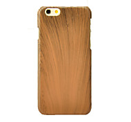 Luxury Ultra Thin Wood Hard Protective Back Cover PC Cases for Apple iPhone 6S Plus/iPhone 6 Plus/iPhone 6S/iPhone 6