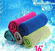 охлаждение полотенце - снижает температуру тела и помогает бить летней жары - что идеально подходит для кемпинга, походы
