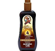 Australia Gold Quick Black Beauty Black Deep Bronze Tanning Oil SPF4 1Pc 237ml