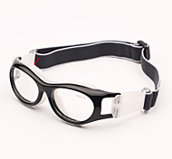OPULY 026 Wearable Sports Glasses,Prevent Eye Injuries/Myopia Population/ Sports For Unisex /Adjustable Side Pads/Unisex
