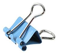 segnalibri&clip per ufficio colori casuali